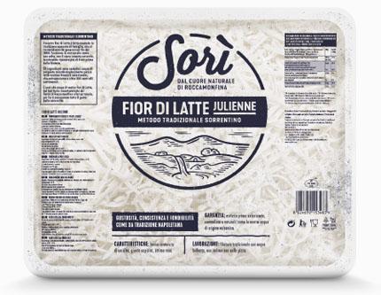 Fior di Latte Julienne